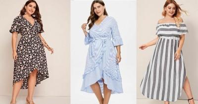 5 Tips Memilih Dress Memiliki Betis Besar