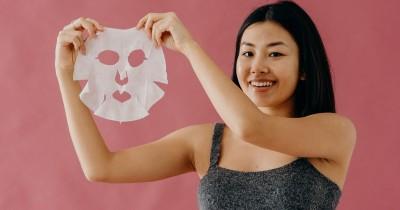 6 Hal Perlu Diperhatikan saat Memakai Sheet Mask