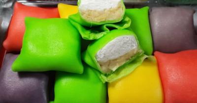 Resep Pancake Durian yang Lembut dan Creamy