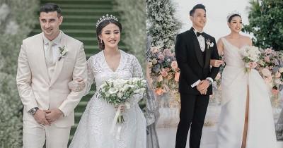 Menempuh Hidup Baru, 4 Pasangan Artis Ini Menikah Bulan Februari 2021