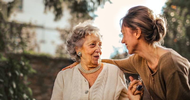 3. Penyesuaian antara lansia pelayan publik