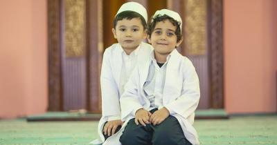 Biar Semakin Rajin Ibadah, Inilah 5 Pilihan Celana Sarung Anak