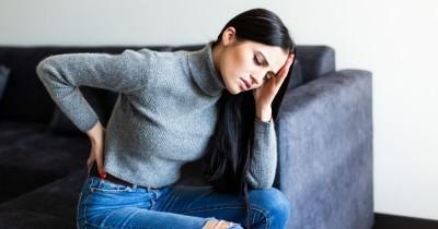 Penyebab Sakit Punggung Cara Mengatasinya