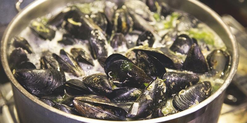 1. Mengolah seafood cara sehat