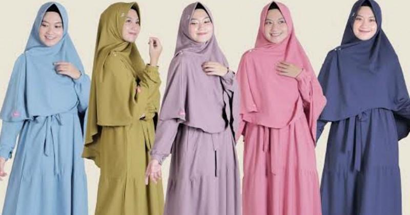 5 Jenis Kain Yang Bagus Sebagai Bahan Dasar Baju Gamis Popmama Com