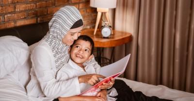 Dongeng Anak Islami Hari Pertama Lio Berpuasa Bulan Ramadan