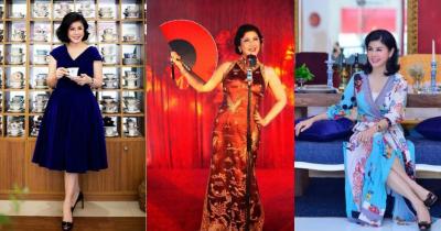 Mewah Ini 7 Gaya Busana Desiree Tarigan Anggun Modis