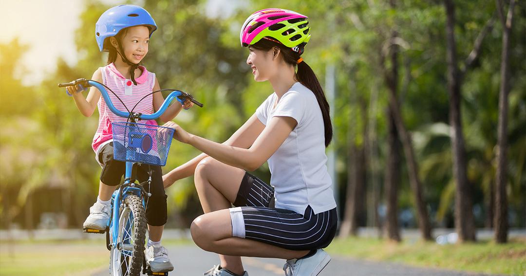 Manfaat Olahraga Bersama Anak