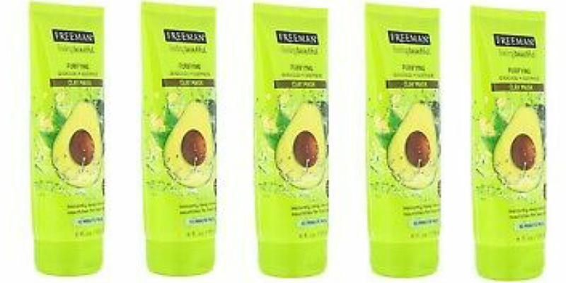 2. FreemanPurifying Avocado+Oatmeal membuat kulit terasa bersih