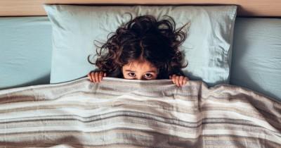 Penyebab Mimpi Buruk Anak Cara Mengatasinya