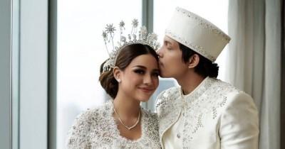 Makeup Keluarga Pernikahan Aurel Hermansyah Jadi Sorotan