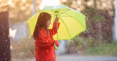 Lucu Keren, 7 Rekomendasi Payung Karakter Anak