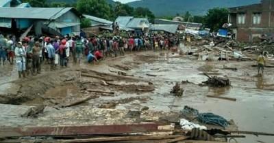 128 Orang Meninggal Dunia, Begini Perkembangan Bencana Alam Kupang