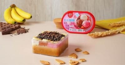 Siapkan Menu Buka Puasa Bareng Anak Banoffee Ice Cream Dessert Box