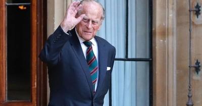 Kerajaan Inggris Raya Tengah Berduka, Pengeran Philip Meninggal Dunia