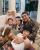 1. Keluarga Pasha ungu shalat subuh berjamaah setelah sahur