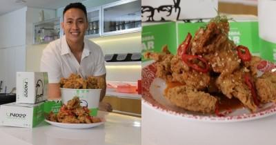 Resep Ayam Tepung Saus Mentega a la Chef Yuda Bustara