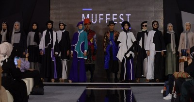7 Inspirasi Baju Lebaran dari para Desainer dalam Muffest 2021