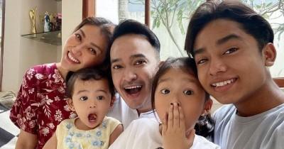 Kerap Dirundung Netizen, Ruben Onsu Bicara Cobaan Dialami Betrand