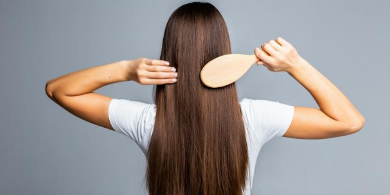 1. Alopecia areata membuat rambut menjadi rontok