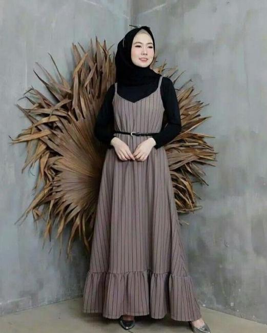 6. Overall dress