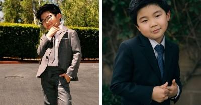10 Potret Alan Kim, Aktor Termuda yang Diundang Ke Oscars