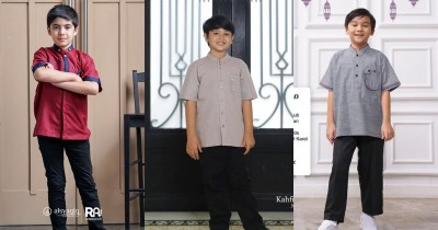 7 Rekomendasi Merek Baju Koko Anak Remaja