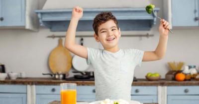 Mengajarkan Anak Cara Hidup Sehat yang Mudah Sejak Dini