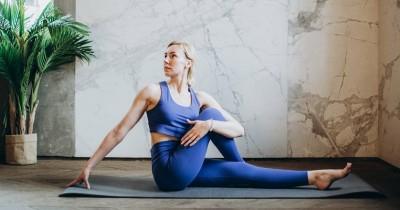 5 Jenis Pose Yoga Membuat Kualitas Tidur Lebih Baik
