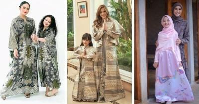 10 Baju Lebaran 2021 Remaja Perempuan Terinspirasi dari Anak Artis
