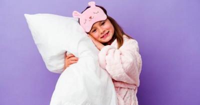 10 Cara Efektif Membantu Anak Lebih Cepat Tidur