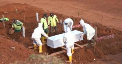 1 WNI Terinfeksi Virus Corona Afrika Selatan Meninggal Dunia