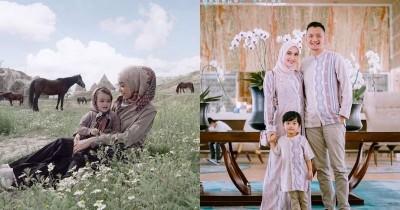7 Inspirasi Busana Muslim Ibu Anak dari Selebgram