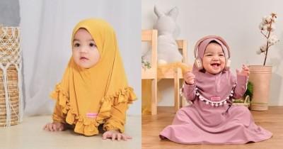 Sambut Hari Raya, Ini 5 Rekomendasi Gamis Bayi Lebaran