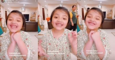 Aurel Hermansyah Hamil Anak Pertama, Arsy: Masih Kecil Jadi Tante