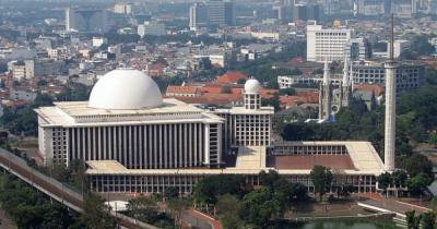 Masjid Istiqlal Batal Gelar Salat Idulfitri Berjemaah