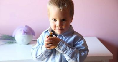Amankah Penggunaan Diffuser dan Essential Oil di Dekat Anak?