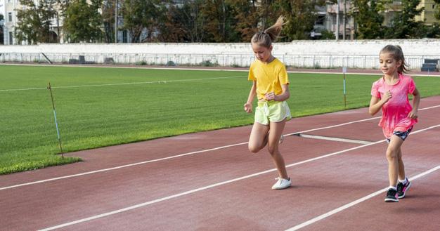 4. Mendorong gaya hidup aktif