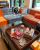 4. Sofa warna-warni rumah Gigi Hadid