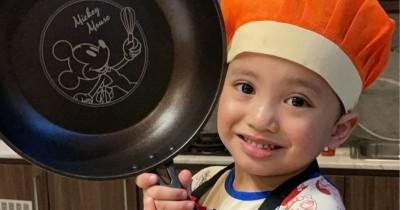 Resep Butter Rice a la Xabiru, Ajak si Kecil Coba Buat Sendiri Yuk