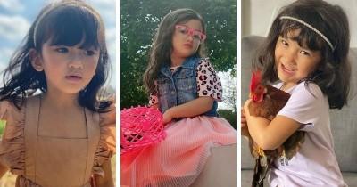 Gemas 13 Potret Terbaru Salma Jihane Putri Atiqah Hasiholan