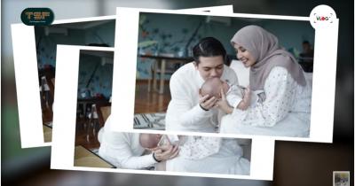 6 Momen Photoshoot Ukkasya Bersama Zaskia Sungkar Irwansyah