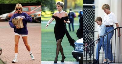 7 OOTD Putri Diana Kontroversial Namun Masih Menjadi Tren