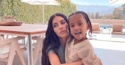 Berawal Dari Saint, Kim Kardashian Semua Anak Positif Covid-19
