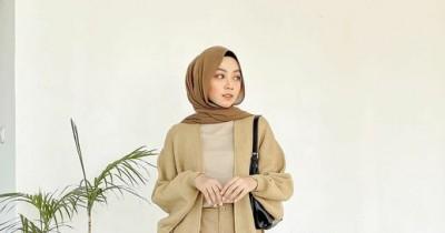 5 Tutorial Hijab untuk Pipi Chubby, bikin Remaja Makin Percaya Diri