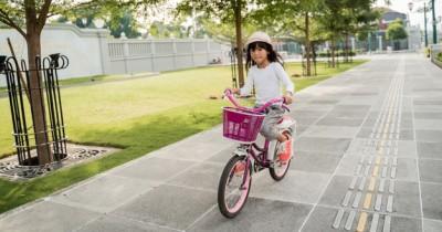 7 Rekomendasi Sepeda Lipat Anak Perempuan