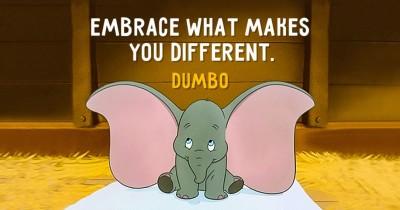 Super Positif, 8 Quote Film Disney Membangun Motivasi Anak