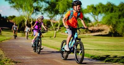7 Rekomendasi Sepeda Lipat Anak untuk Usia 6-9 Tahun