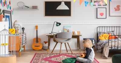 7 Cara Kreatif Dekorasi Kamar Anak dengan Menambahkan Area Bermain