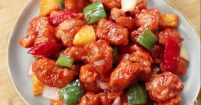 Resep dan Cara Membuat Ayam Asam Manis yang Mudah dan Enak